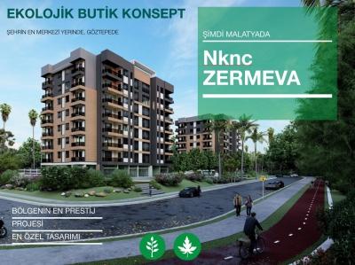 NKNC Zermeva projemizde satışlar başladı.